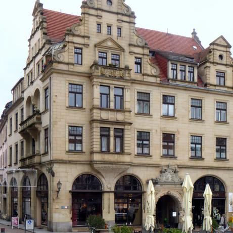 """Sanierung I """"Hirschhaus"""" Markt 2, Meissen"""
