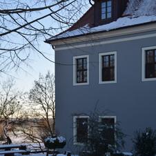 Sanierung I Weinberghaus Rittergut Göhrisch bei Meissen