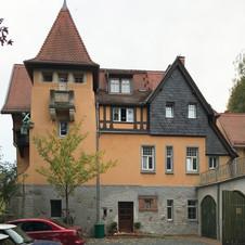 Sanierung I Jugenstilvilla Sonnenleite 3, Meissen