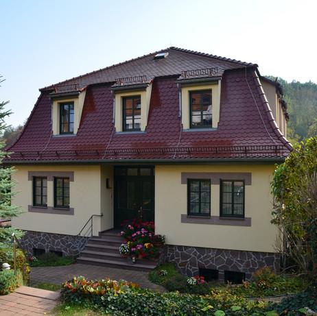 Neubau I Villa mit Einliegerwohnung, Nossen