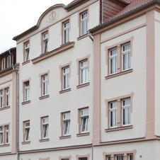 Sanierung I Mehrfamilienhaus mit Praxis, Meissen