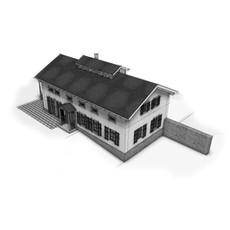 Entwurf I Gästehaus