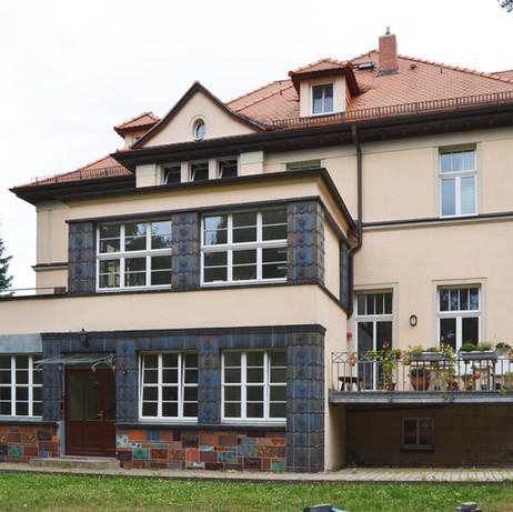 Sanierung I Villa Plossen, Meissen