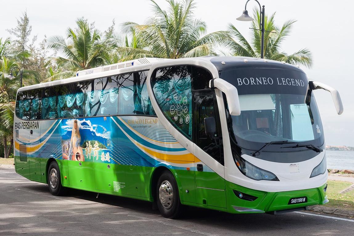44 Seater Coach x 08 Units