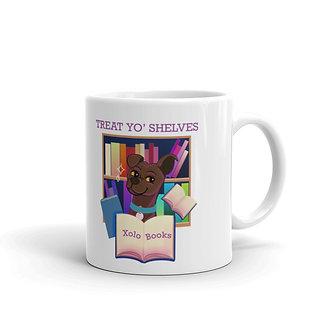 Treat Yo' Shelves Mug