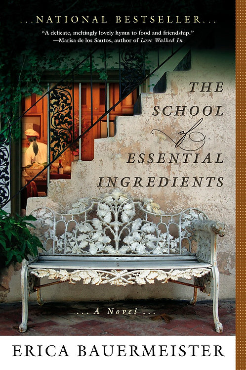 The School of Essential Ingredients (School of Essential Ingredients Novel #1)