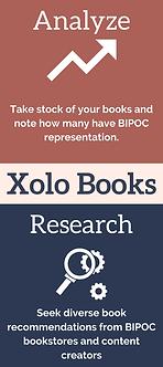 Decolonized Reading Tips Bookmark