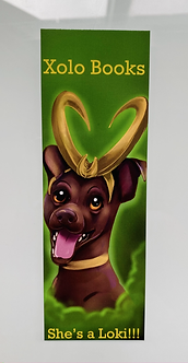 Loki Kirra Bookmark