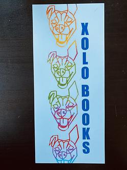 Xolo Geometric Bookmark