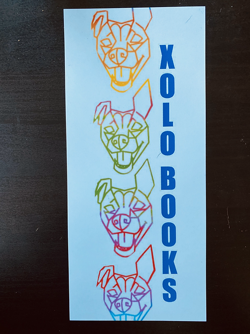Xolo Geometric Bookmark