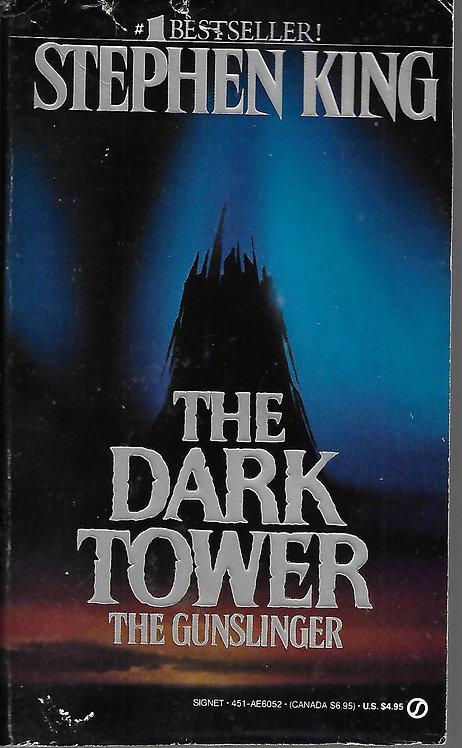 The Dark Tower I, Volume 1: The Gunslinger
