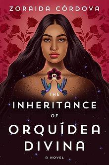 Pre-Order: The Inheritance of Orquídea Divina