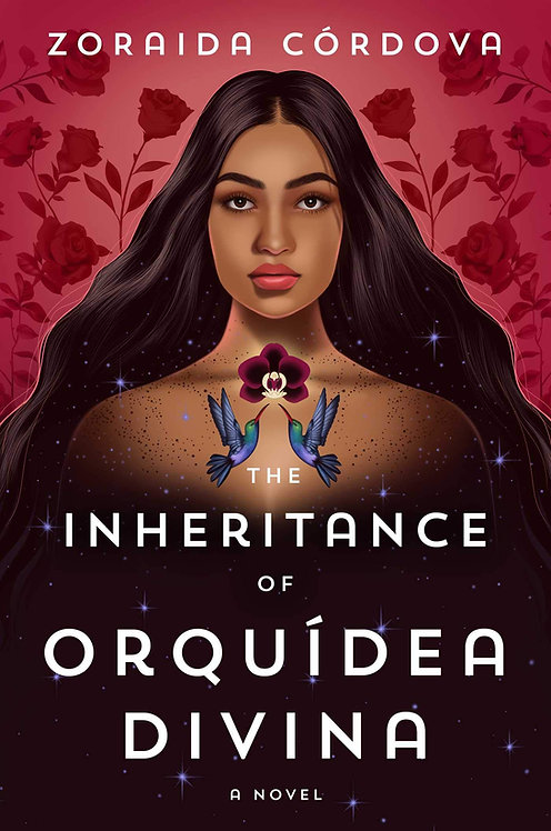 Pre-Order: The Inheritance of Orquídea Divina