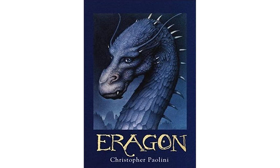 Eragon: Book I (Inheritance Cycle #1)