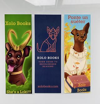 Fall Bookmark Bundle