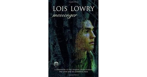 Messenger (Giver Quartet #3)