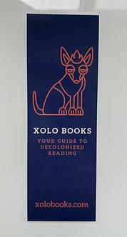 Xolo Logo Bookmark