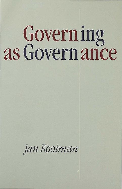 Governing as Governance