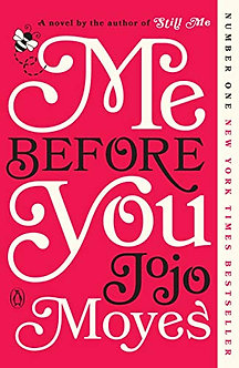 Me Before You (Me Before You Trilogy #1)