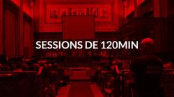 Sessions de 120min
