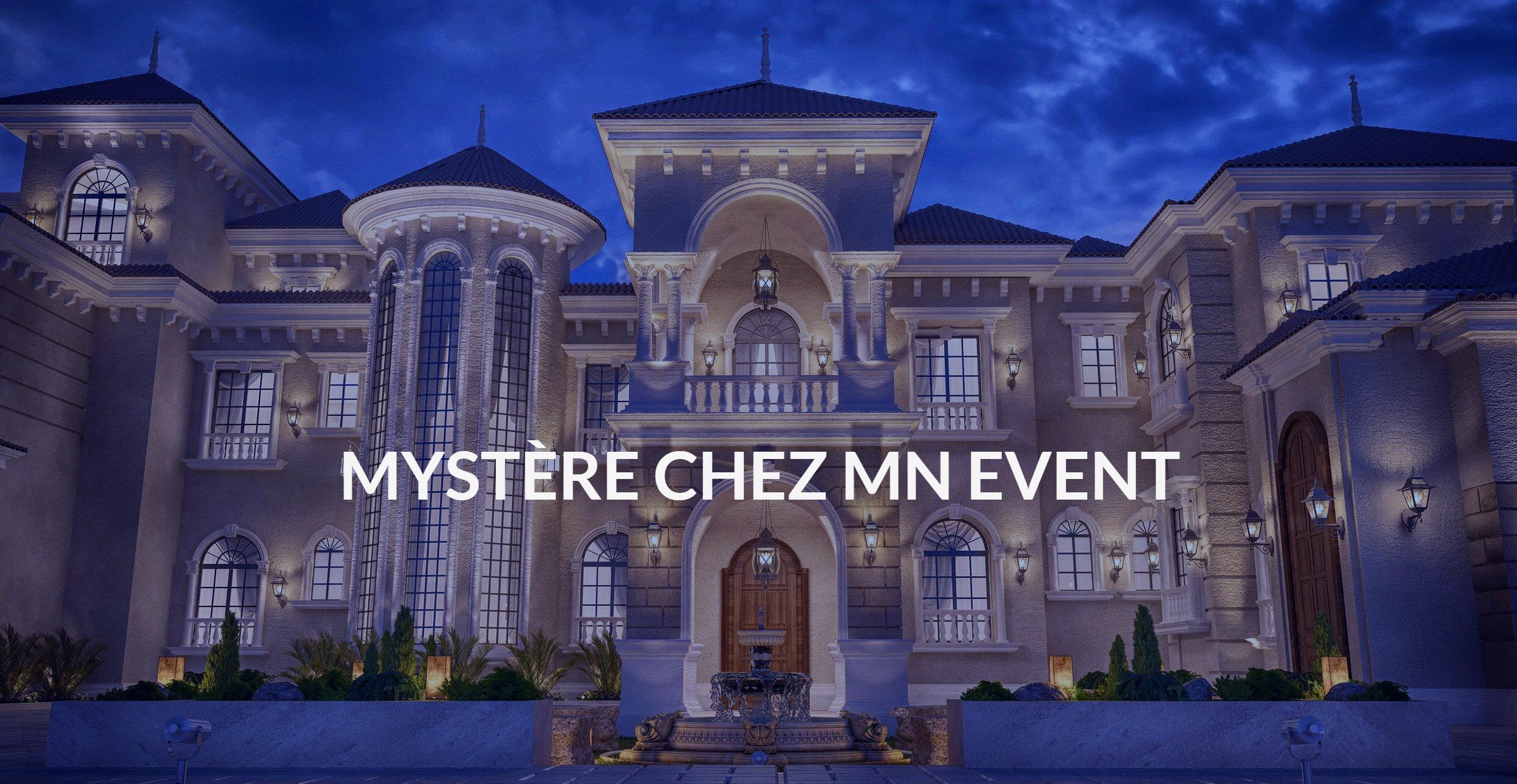Mystère chez MN Event