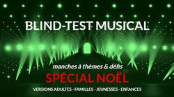 Blind-Test Musical - Spécial Noël