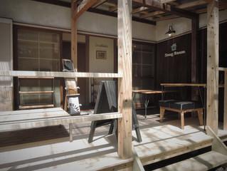 軽井沢オフィス 展示スペース
