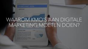 Waarom KMO's aan digitale marketing moeten doen?