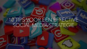 10 Tips voor een effectieve social media marketing strategie