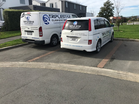Triple star commercial and residential cleaning