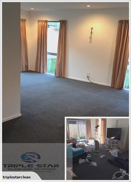 move out cleaning in Christchurch, money back guarantee, quality work with affordable price, Triple Star Commercial Cleaning