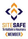 We have $5M public liability insurance and been site safe member for years