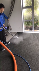 nothing is worse for your health or your home then dirty carpets. allergens, pet hair, and dander all lurk under the surface of your carpets. it is estimated that air quality in a home can be worse than air quality outside if carpets and drapes are not thoroughly cleaned .you may think that your carpets are clean because maybe you vacuum everyday but vacuuming is not the same as a deep cleaning. to protect yourself and your loved ones it's always a good idea to get a deep cleaning of your carpets to prevent the spread of allergens and bacteria .do you want to improve your health and to relieve some of your allergies it is recommended that you have your carpet cleaned every 12 to 24 months.  we take the hassle out of deep cleaning moving Furniture decorations and appliances won't get damaged in the process. our process is very simple but very effective in ensuring that your carpets get the attention that they deserve.  initially we aim vacuum the entire house. taking care to notice high traffic areas so that we can pre spray these and any other stains you might have acquired between deep cleanings. we try our very best pride ourselves on moving as many stains as possible. we deep wash all carpets in the home. we use the latest deep carpet cleaning machines Sabrina. Sabrina ensures that you have the best cleaning and that your floors dry faster. is ensure that you can get back into your home faster and get back to your family.  are professional and skilled staff will come in and make sure the job is done well. trust Triple Star Cleaning to make your home smell fresh and clean.  no one does a better job hat making sure your carpets are like new than Triple Star Cleaning. Give us a call and get a free quote for your home or business today