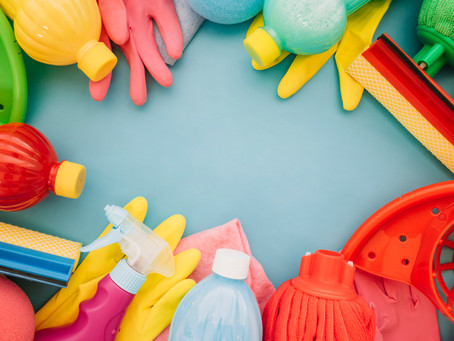 Top 5 Tools For Spring Cleaning