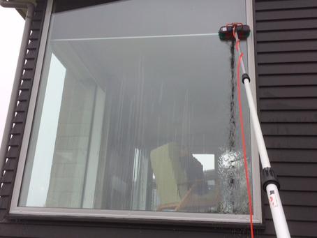 Triple Star window cleaning