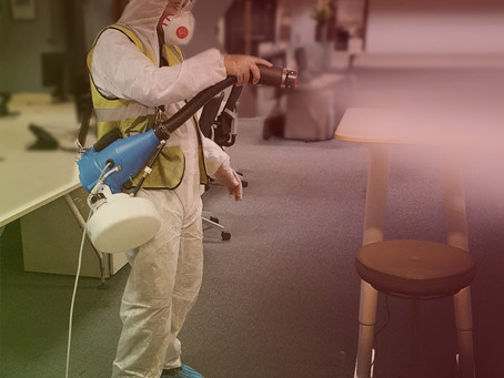 Why You Need Commercial Cleaning Services During the COVID-19 Season
