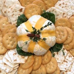Pumpkin Cheeseball