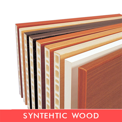Synthetic wood