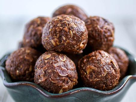 CHOCLATE ENERGY BALLS | #Recipe 7 | Healthy Food lifestyle | #teamspba