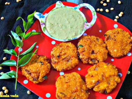 SOYABEAN DAAL VADA | #Recipe 4 | Healthy Food lifestyle | #teamspba