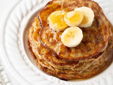 BANANA OATMEAL PANCAKES RECIPE| #Recipe 15 | Healthy Food lifestyle | #Teamspba