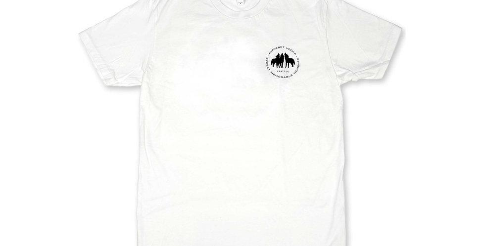 Alphabet Circle T-shirt