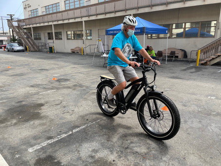 E-Bikes Provide Seniors Improved Mobility