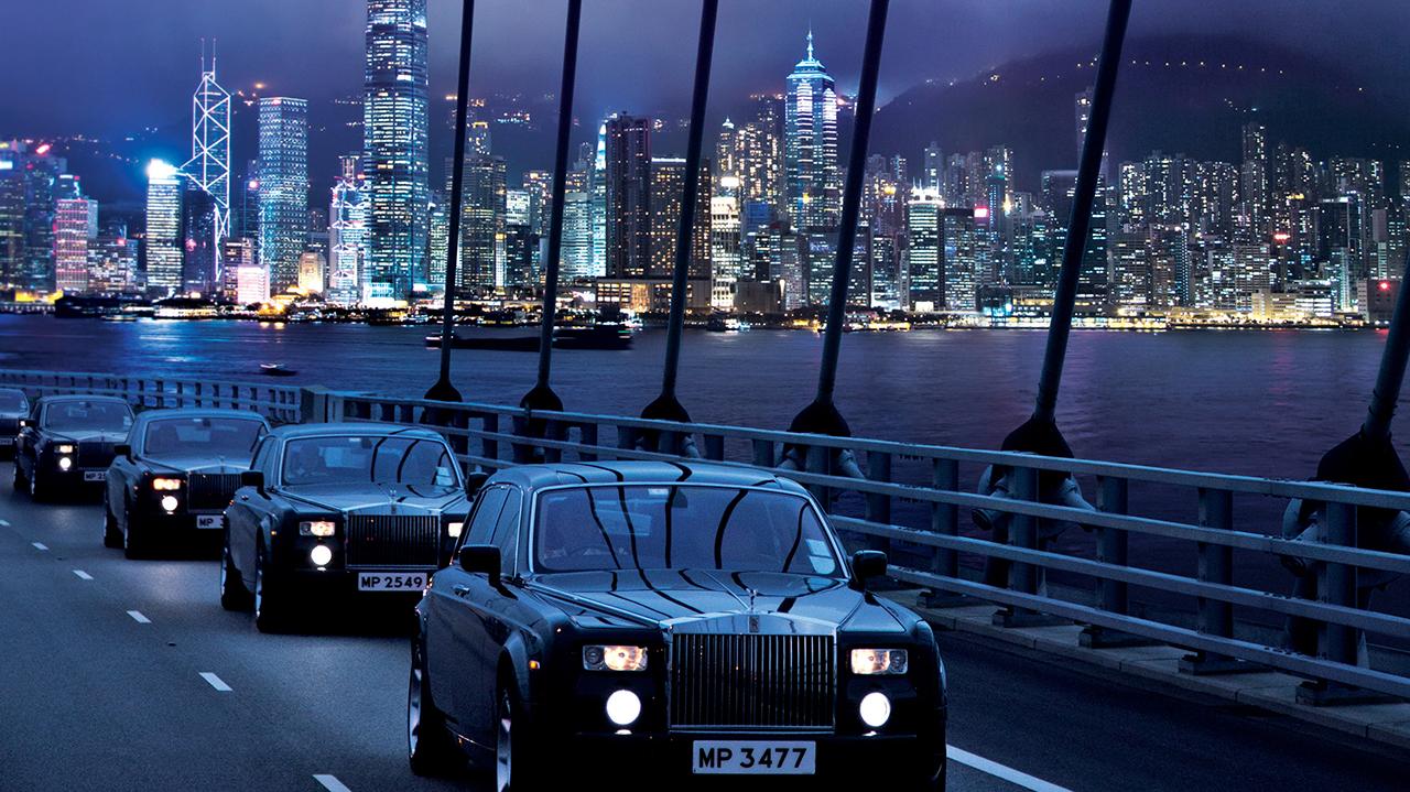 香港装甲车