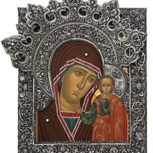 Maria Mironenko - Ate, Orthodox Icons an