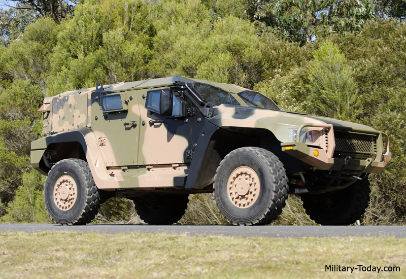 Hawkei - Defese Technology Armoring