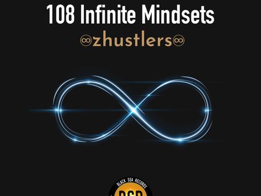 108 INFINITE MINDSETS - BOOK AND MUSIC ALBUM