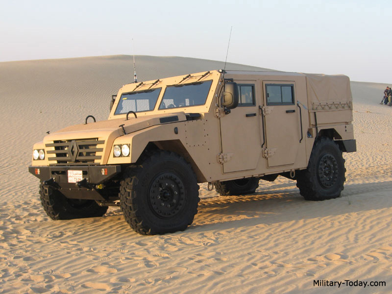 The Renault Sherpa 3