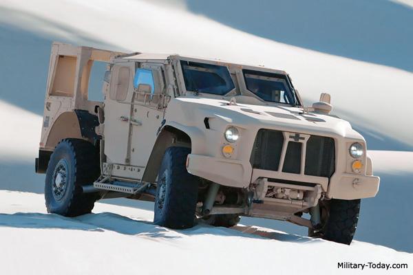 Oshkosh DTA L-ATV