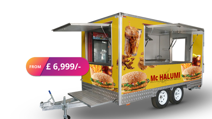 mchalumi vegetarian franchise